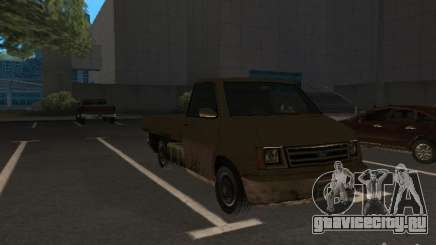 Moonbeam Пикап для GTA San Andreas