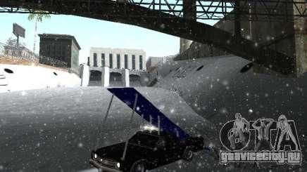 Пикап - Трамплин для GTA San Andreas