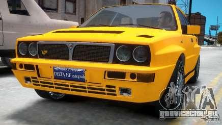 Lancia Delta HF Integrale для GTA 4