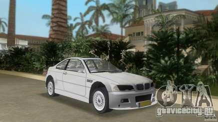 BMW M3 для GTA Vice City