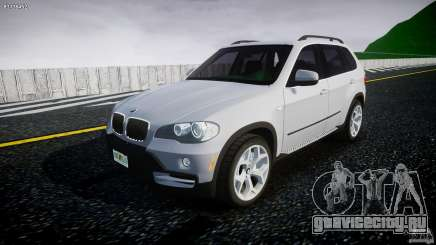 BMW X5 Experience Version 2009 Wheels 214 для GTA 4