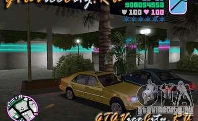 Mercedes-Benz S600 W140 для GTA Vice City