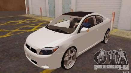 Scion tC для GTA San Andreas