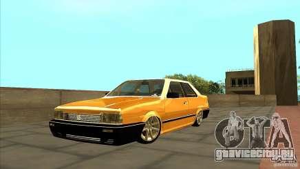Volkswagen Santana GLS для GTA San Andreas