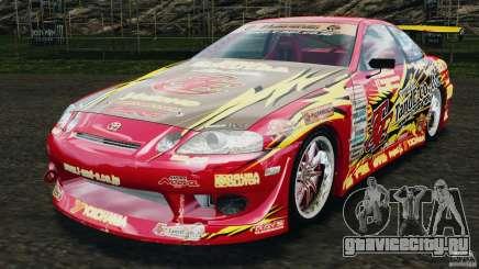 Toyota Soarer для GTA 4
