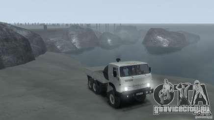 КАМАЗ 4310 для GTA 4