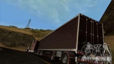 Прицеп для Freightliner Classic XL Custom для GTA San Andreas