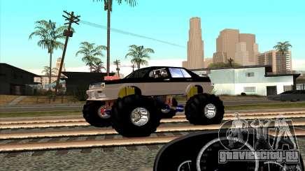 Jetta Monster Truck для GTA San Andreas