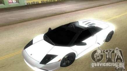 Lamborghini Murcielago LP640 Roadster для GTA Vice City