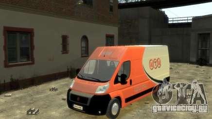 Fiat Ducato для GTA 4