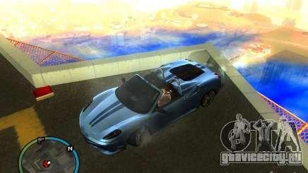 Ferrari F430 Scuderia M16 2008 для GTA San Andreas