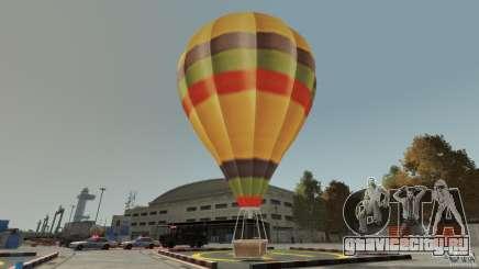 Balloon Tours original для GTA 4