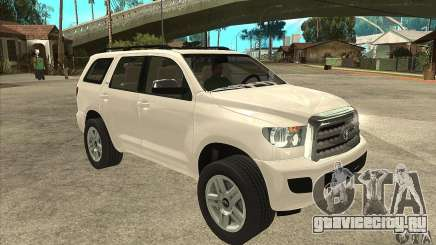 Toyota Sequoia для GTA San Andreas
