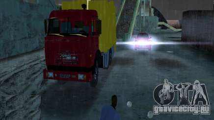 КамАЗ Мусоровоз для GTA Vice City