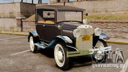 Ford Model T 1924 для GTA 4