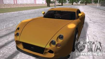 TVR Cerbera Speed 12 для GTA San Andreas