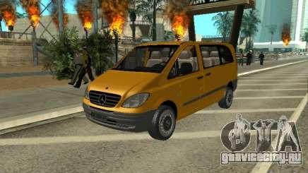 Mercedes-Benz Vito 2003 для GTA San Andreas