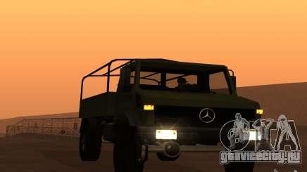 Mercedes-Benz Unimog для GTA San Andreas