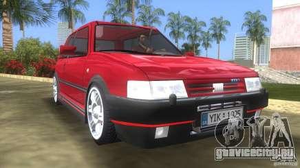 Fiat Uno Turbo для GTA Vice City