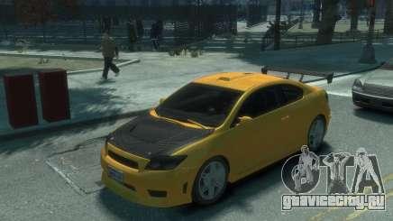 Toyota Scion Tc 2.4 для GTA 4