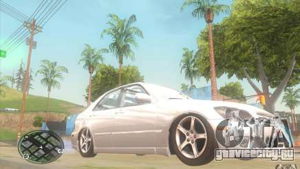 Lexus IS300 Light Tuning для GTA San Andreas