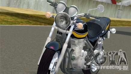 Kawasaki Zephyr для GTA 4