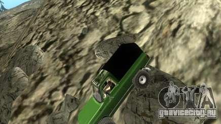 Chevrolet K5 Ute Rock Crawler для GTA San Andreas