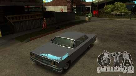 Voodoo из GTA IV для GTA San Andreas