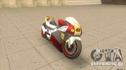 NRG-500 тюнинг для GTA San Andreas