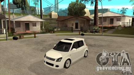 Suzuki Swift 4x4 CebeL Modifiye для GTA San Andreas
