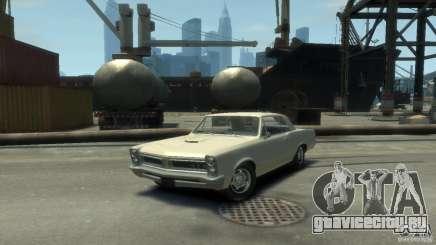 Pontiac GTO 1965 для GTA 4