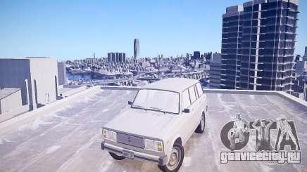 ВАЗ 21043 для GTA 4