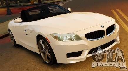 BMW Z4 sDrive 28is 2012 v2.0 для GTA 4