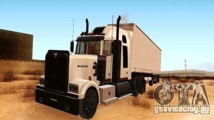 Western Star 4900 для GTA San Andreas