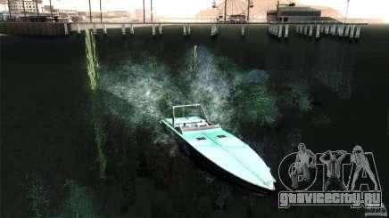 Wellcraft 38 Scarab KV для GTA San Andreas
