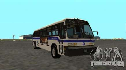 GMC RTS MTA New York City Bus для GTA San Andreas