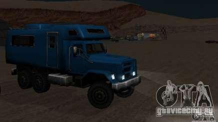 Journey 6x6 Enterable V1 для GTA San Andreas