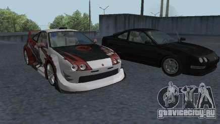 Acura Integra Type-R для GTA San Andreas