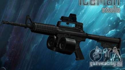 M4-A1 для GTA San Andreas