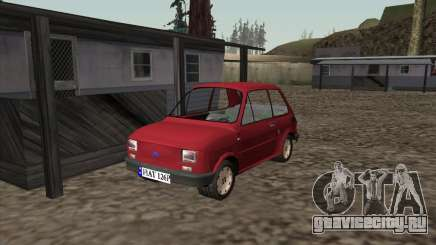 Fiat 126p Elegant для GTA San Andreas