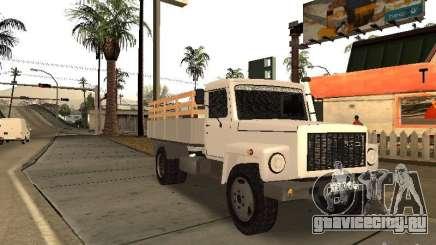 ГАЗ 3309 Экстры для GTA San Andreas