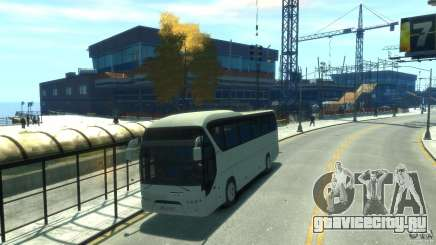 Neoplan Tourliner для GTA 4