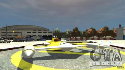 Naboofighter для GTA 4