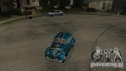 VW Fusca Gremio для GTA San Andreas
