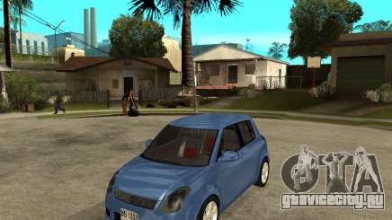 2007 Suzuki Swift для GTA San Andreas