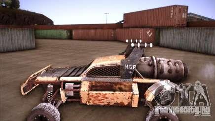 Post Apocalyptic Mayhem sandking для GTA San Andreas