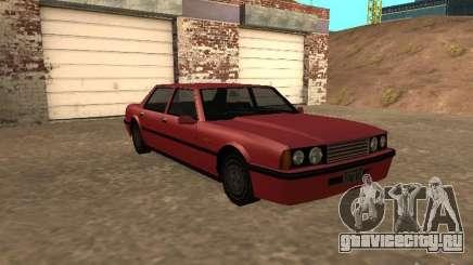 Стандартный Vincent для GTA San Andreas