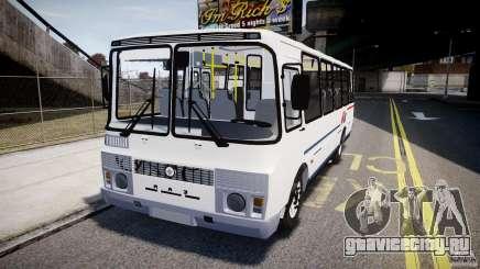 ПАЗ 4234 для GTA 4
