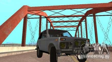 ВАЗ 21214 Нива для GTA San Andreas