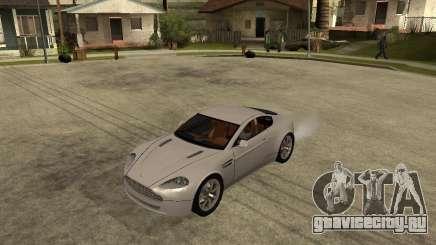 Aston Martin VANTAGE concept 2003 для GTA San Andreas